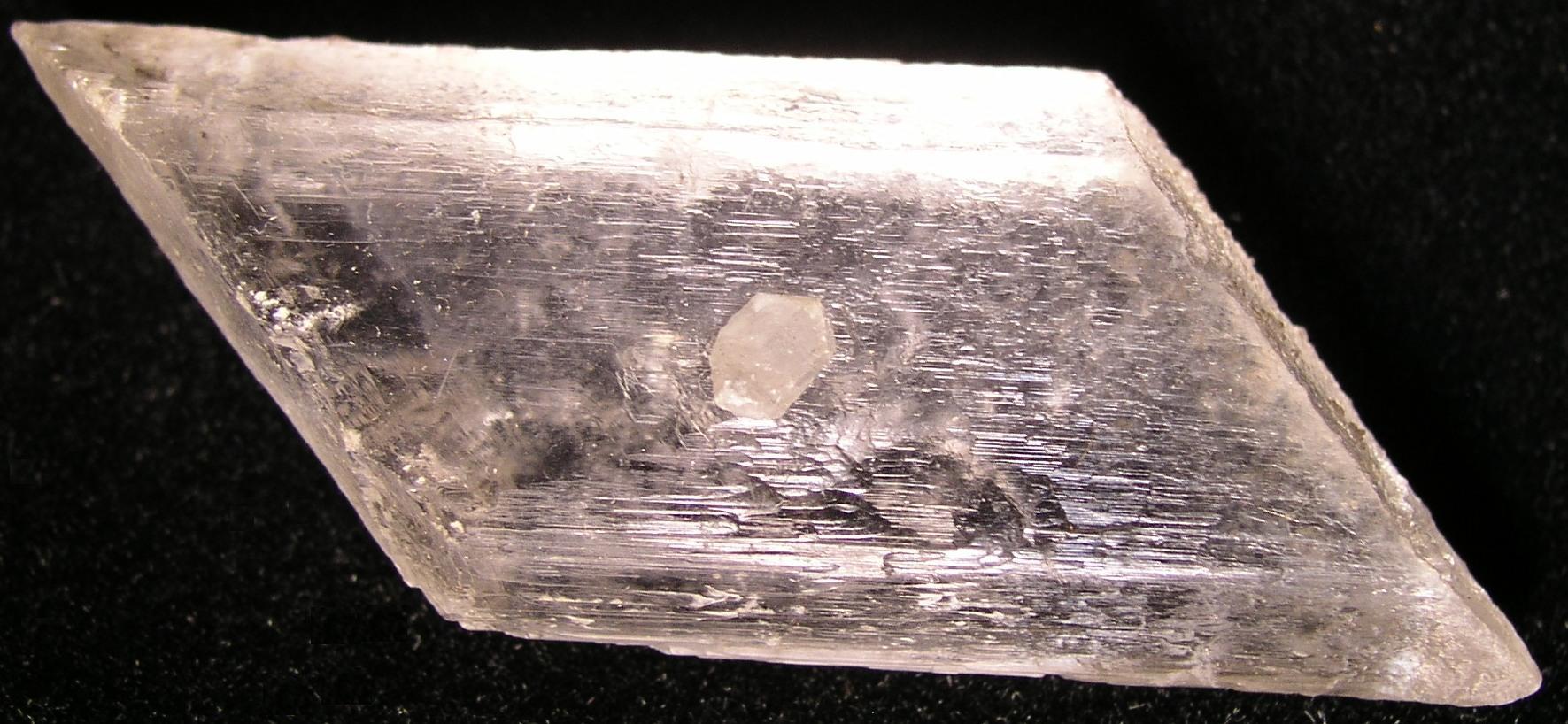 Intergrown Crystals