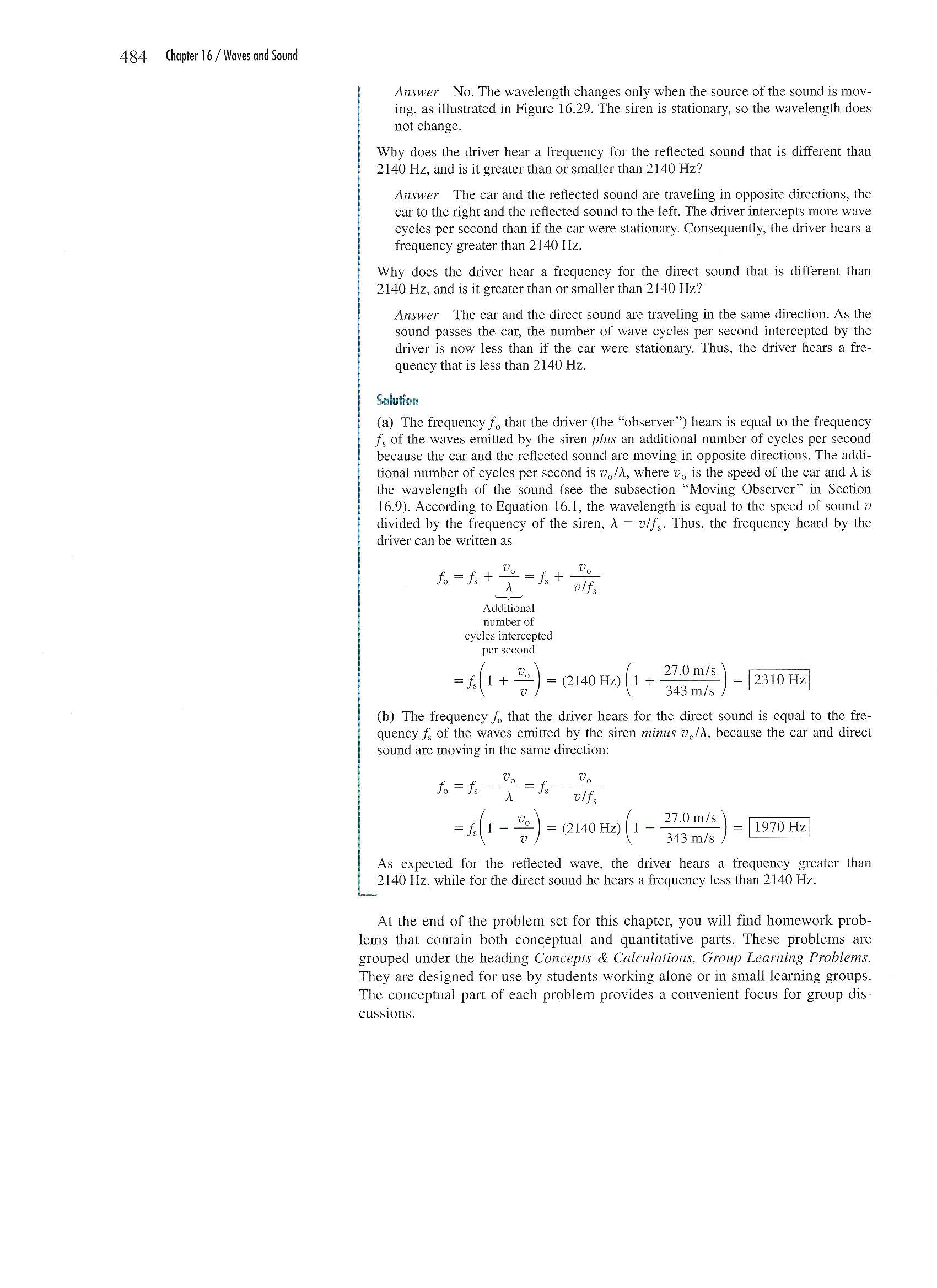 Holt physics Solution manual Chapter 9